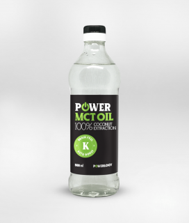 POWER MCT OIL 500ML POWERLOGY