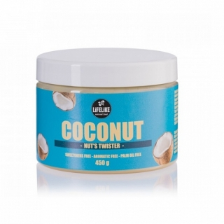 COCONUT TWISTER 450g Lifelike