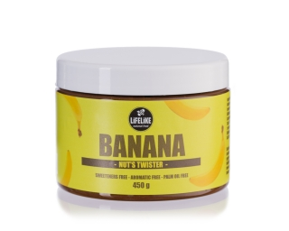 BANANA TWISTER 450g Lifelike