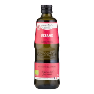Olej BIO sézamový fair trade 500ml BIO EMILE NOËL