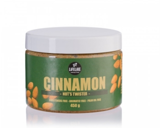 CINNAMON TWISTER 450g Lifelike