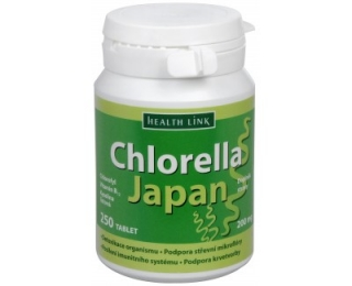 Chlorella Japan 250 tabliet
