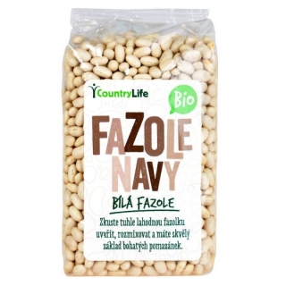 Fazuľa navy 500g BIO CountryLife