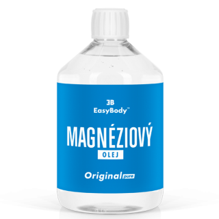 Magnéziový olej ORIGINAL 500ml - EasyBody